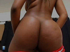 Teeny ass givin a wild booty show [4 movies]