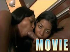 Nasty brazilian bitches gangbang [5 movies]