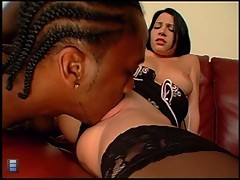 Sweet latina gets her spicy pussy fucked [4 movies]