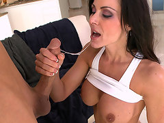 This week's assparade update is starring the sexy kendralust and she brought all that ass for us to play with. it is a real treat to see a white girl with so much ass. [4 movies]