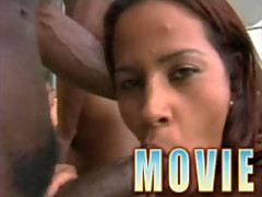 Brazilian gangbangin scenes [5 movies]