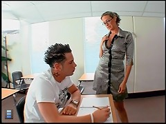 horny teacher fucking her student [6 movies]