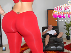 Super hot fucking big tits latina fucked hard in these pounding booty short fuck vids [1 movies]