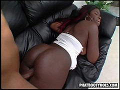 huge brown & round bubble butts [5 movies]