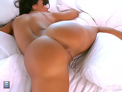Lisa ann working her onion booty. if you guys think you have seen the perfect ass wait till you get a glance at this fine sexy babe. she has the perfect tits, small waist, and in enormous onion ass. [4 movies]