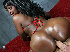 Big booty black chick strips and fucks at a party [3 movies]