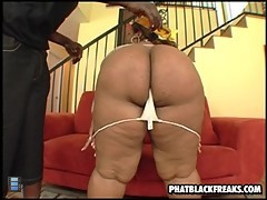 huge black freak fucks big cock [6 movies]