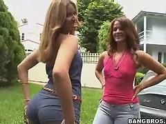 Big booty. [4 movies]