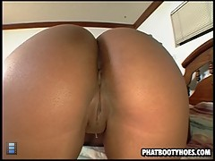 Massive brown booty getting stuffed [6 movies]