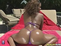 Without a doubt syndee has one fat brown round ass.. [4 movies]